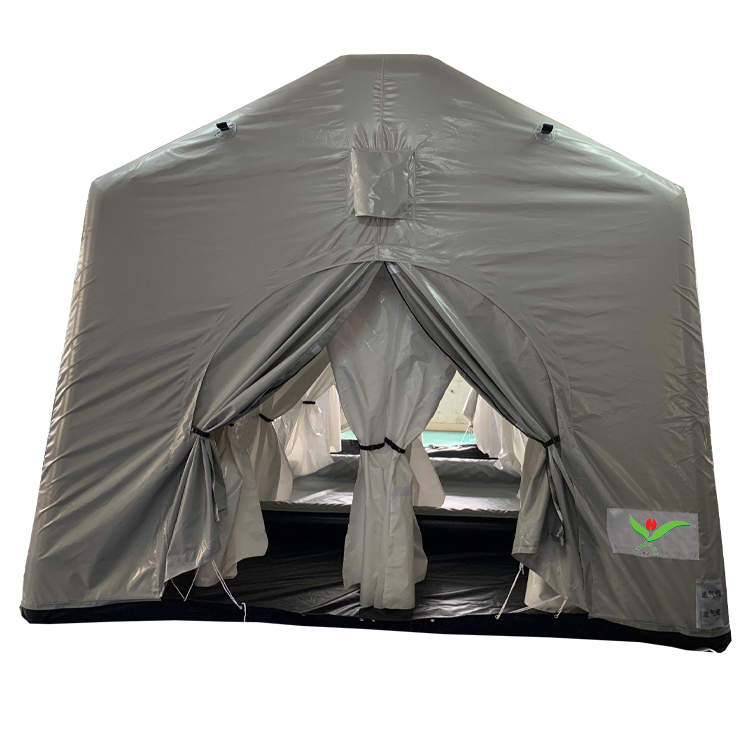 Inflatable Decontamination Tent