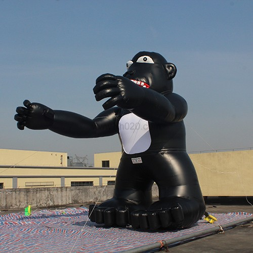 inflatable gorillas