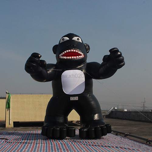 giant inflatable gorillas