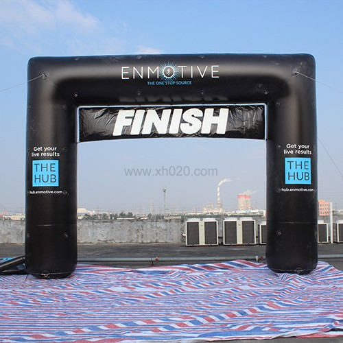 inflatable finish line arches