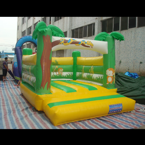 indoor inflatable bounce house park