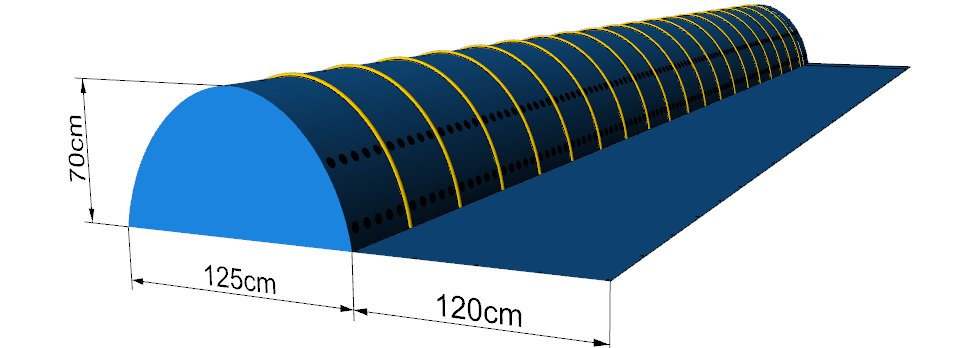tube barrier