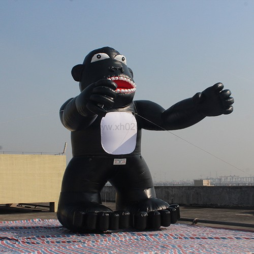Inflatable Gorillas For Car Lots