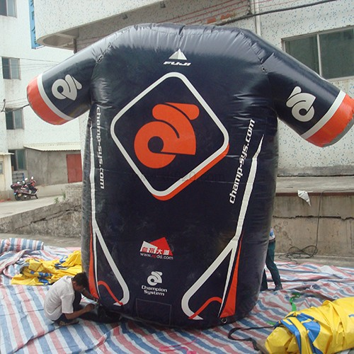13.2ft Custom Giant Inflatable T-Shirt