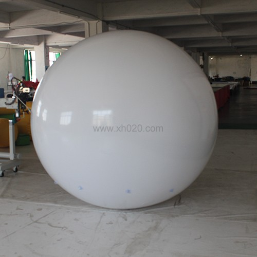 Inflatable Helium Sphere