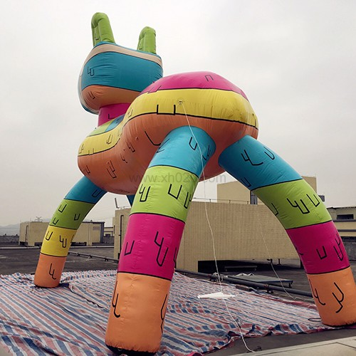 Cumstom Inflatable Pinata Arches