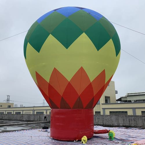 Inflatable Rooftop Balloon