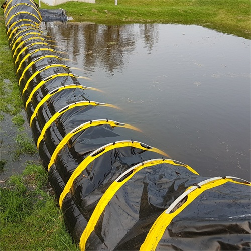 Tube Barrier-Temporary flood defences system