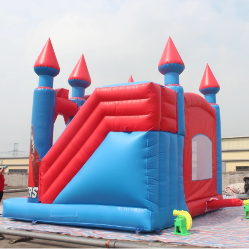 inflatable Avengers Bouncer Combo