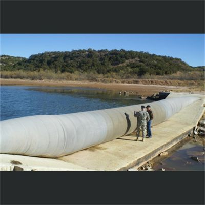 Water-inflated Dams,inflatable Flood Barriers