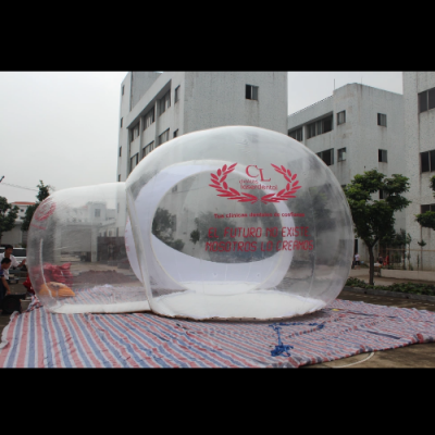 Party,family camping,inflatable bubble tent