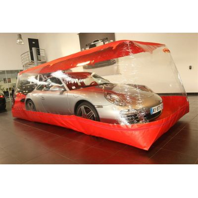 inflatable car capsule,inflatable car storage