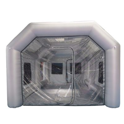 Inflatable Spray Paint Booth,inflatable paint booth,inflatable spray booth,inflatable workshop house